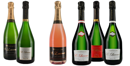 Nos cuvées - Champagne Lacour